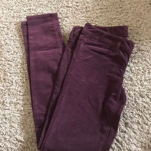 Velvet American Eagle Super Stretch Skinny Jeans